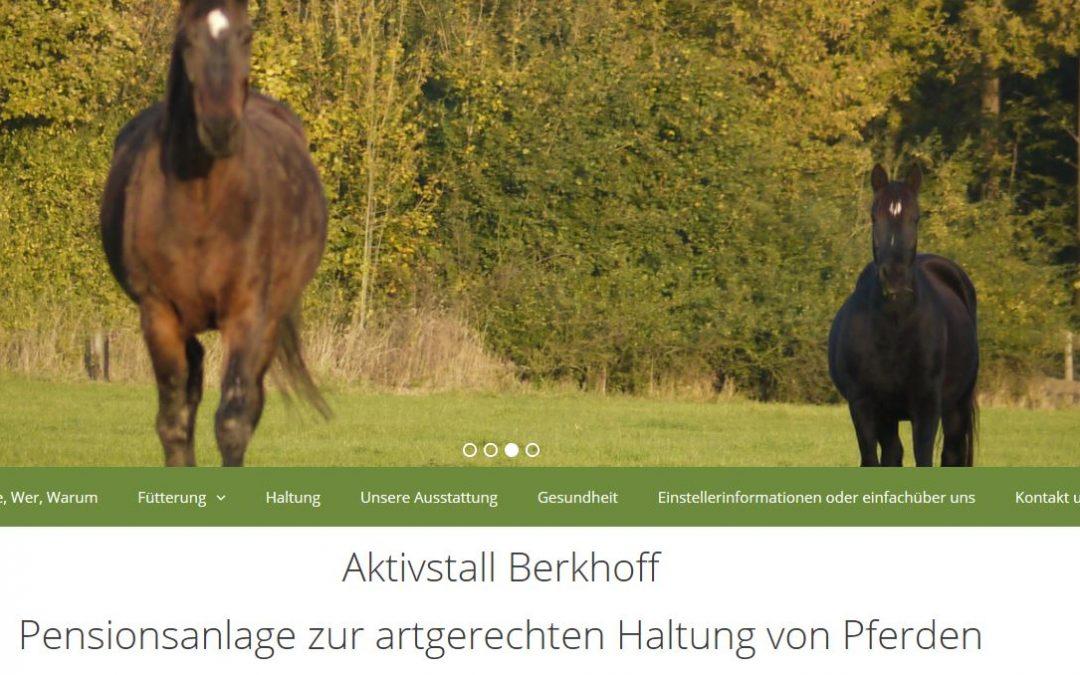 Aktivstall Berkhoff Ahlen