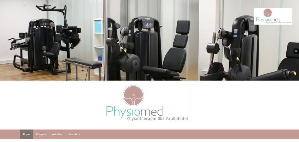 Physiotherapiepraxis Krollpfeifer in Ahlen-Vorhelm