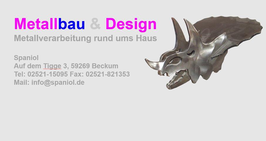 Metallbau Spaniol in Beckum