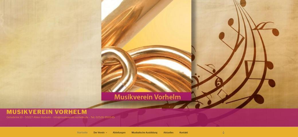 Musikverein Vorhelm e.V.