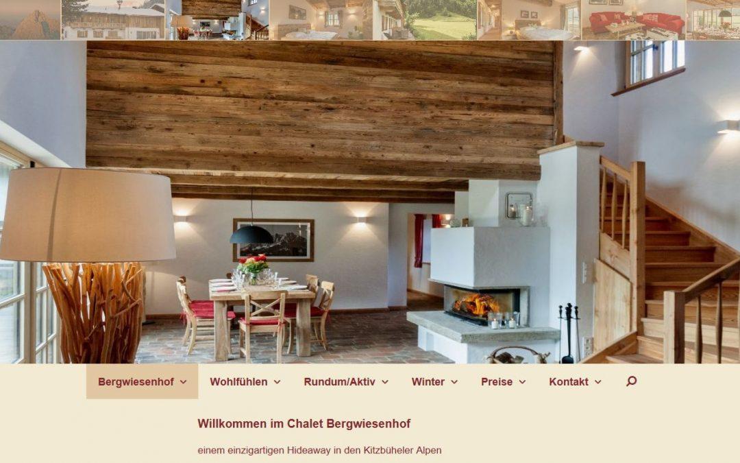 Bergwiesenhof – einem einzigartigen Hideaway in den Kitzbüheler Alpen