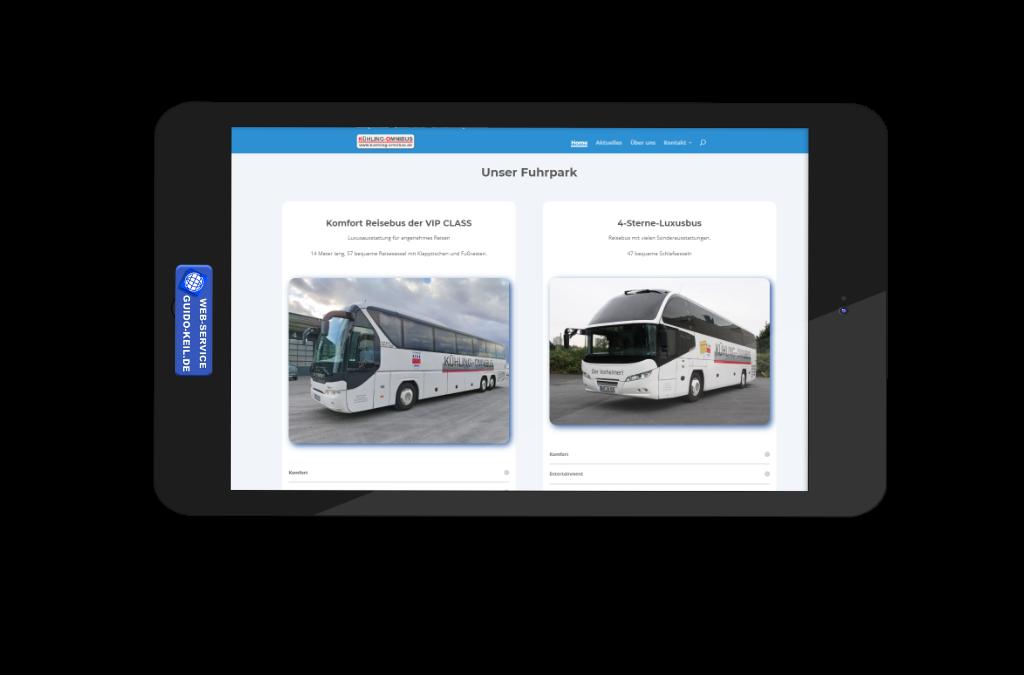 Kühling Omnibus – der Vorhelmer –