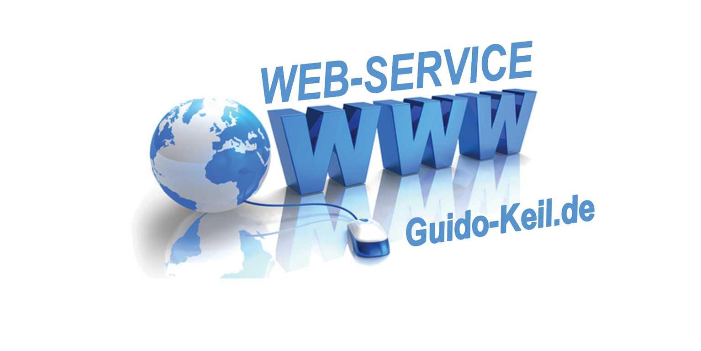 Webdesign für Sie